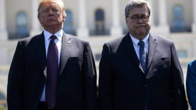 Photo of Trump's renewed attacks on Justice Department won't make Barr resign: White House