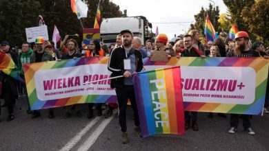 Photo of French town denounces sister city after Polish mayor makes anti-LGBTQ declaration