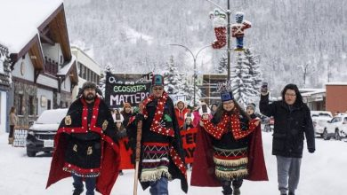 Photo of Wet'suwet'en protests and arrests: Here's a look at what's happening now