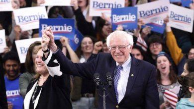 Photo of Bernie Sanders takes the New Hampshire primary in narrow win over Pete Buttigieg