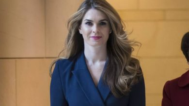 Photo of Former Trump aide Hope Hicks to return to White House