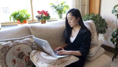Photo of Millions in China working from home amid novel coronavirus crackdown