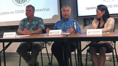 Photo of Japanese tourist tested positive for novel coronavirus after visiting Hawaii