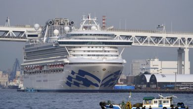 Photo of COVID-19: Last crew members leave quarantined Diamond Princess cruise ship