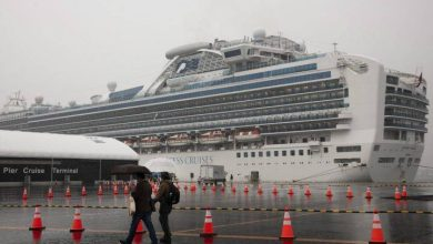 Photo of COVID-19: Americans evacuated from Japanese cruise ship face 2nd quarantine