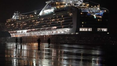 Photo of 'Not perfect': Japan officials note flaws in Diamond Princess quarantine