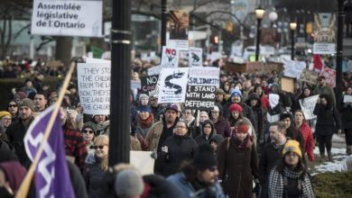 Photo of Wet'suwet'en protests: House of Commons holds emergency debate over rail blockades