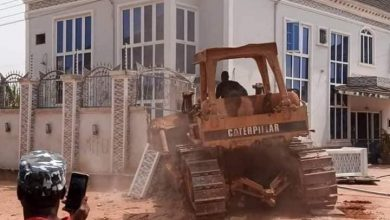 Photo of Edo govt. demolishes Kabaka's hotel