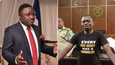 Photo of Ayade and Jalingo: When power corrupts