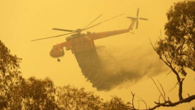 Photo of Wildfires destroy dozens more homes in southeast Australia