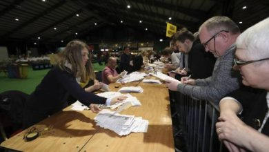Photo of Ireland to face messy coalition talks as exit polls show 3 parties in dead heat
