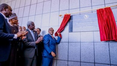 Photo of African Leaders inaugurate security committee headquarters in Addis Ababa
