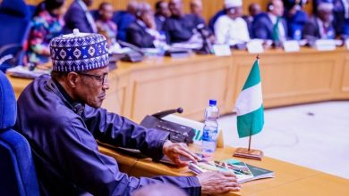 Photo of President Buhari expresses concern over Libya
