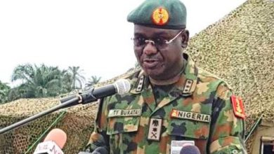 Photo of Nigerian Army pledges to partner Nasarawa govt on quality of education