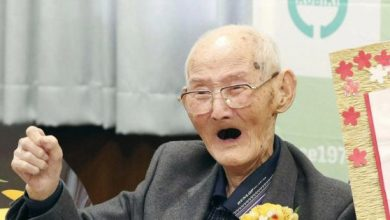Photo of Watanabe, World oldest living man dies at 112 in Japan