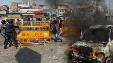 Photo of 7 killed, 160 injured in violence over India's controversial law