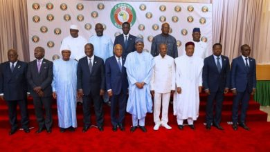 Photo of ECOWAS leaders approve committee on Nigeria's land border closure