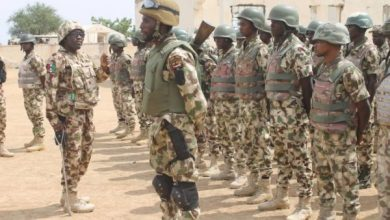Photo of Troops in hot chase of remnant of B/Haram terrorists – Army