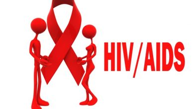 "Photo of ""AIDS has no cure"" – NEPWHAN President"
