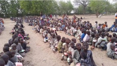 Photo of IDP coordinator seeks assistance on feeding, education of inmates