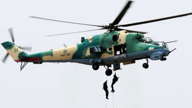 Photo of NAF to induct new helicopters on Thursday