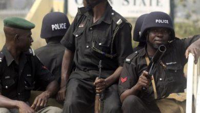 Photo of 'We have no plans to raid Lagos' – Police debunk rumour