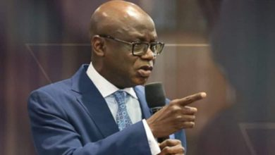 Photo of Bakare and the limits of false prophesy