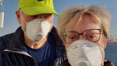Photo of 'It's actually quite comfortable': Alberta couple on cruise ship quarantined over coronavirus