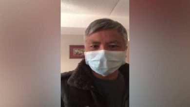 Photo of Professor evacuated from Wuhan provides glimpse at 'quarantine' life at CFB Trenton