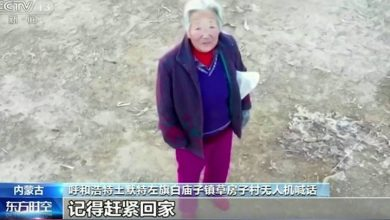 Photo of 'Yes, this drone is speaking to you': How China is reportedly enforcing coronavirus rules