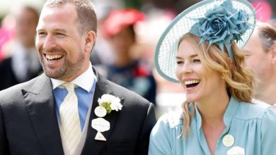 Photo of Queen's grandson Peter Phillips and Canadian wife Autumn to divorce