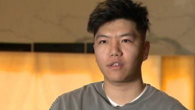 Photo of B.C. man who unknowingly became face of coronavirus speaks out against misinformation