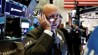 Photo of Global stocks fall sharply amid surge in COVID-19 cases around the world
