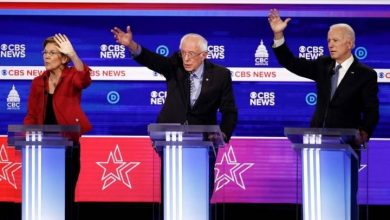Photo of Reality check: A look at the claims made at South Carolina's Democratic debate