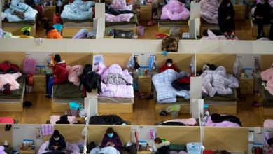 Photo of China reports 349 new COVID-19 infections as number of cases per day declines
