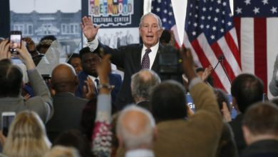 Photo of Bloomberg suspends presidential campaign, endorses Biden after Super Tuesday