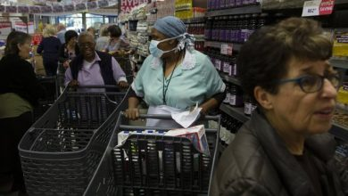 Photo of Coronavirus cases in South Africa top 700 as country prepares for lockdown