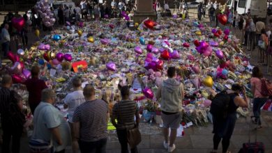 Photo of Brother of Manchester Arena bomber found guilty of murder