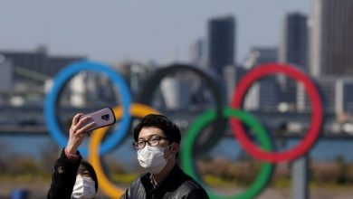 Photo of Coronavirus: Tokyo Olympics torch ceremony downsized over COVID-19 fears