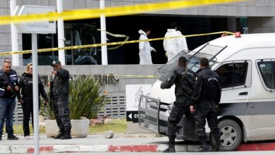 Photo of Blast outside U.S. embassy in Tunisia marks country's most serious attack in months