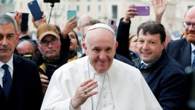 Photo of Coronavirus: Pope cancels public appearances to avoid crowds amid COVID-19 outbreak