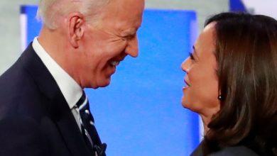 Photo of 'I believe in Joe': Kamala Harris endorses Biden's presidential bid