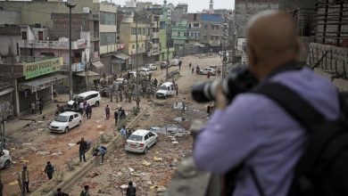 Photo of Attacks on Indian journalists during recent riots shine spotlight on growing tensions