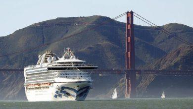 Photo of 235 Canadians stuck on Grand Princess cruise ship over coronavirus fears