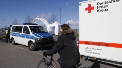 Photo of EU urges border screenings to slow spread of coronavirus