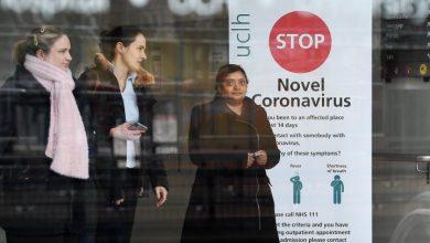 Photo of Coronavirus: U.K. calls on 65,000 retired nurses and doctors to return to work