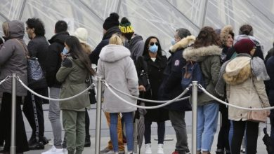 Photo of COVID-19: France's Louvre Museum closed over coronavirus fears