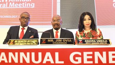 Photo of Zenith bank rewards shareholders, declares dividend payout of N87.9bn