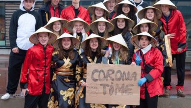 Photo of 'Corona time': Belgian school under fire for racist class photo