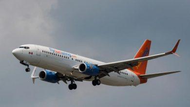 Photo of Coronavirus: Passengers, airline learn about COVID-19 case on board flight to Regina via media